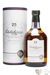 "Dalwhinnie 1987 "" Natural cask "" aged 25 years single malt Highland whisky 52.1% vol.    0.70 l"