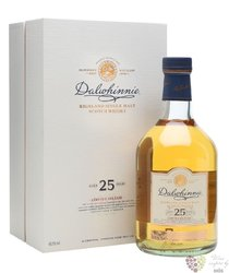 Dalwhinnie 1989 aged 25 years single malt Highland whisky 48.8% vol.  0.70 l