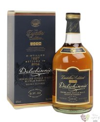 "Dalwhinnie 1997 "" Distillers edition "" bott.2014 single malt Highland whisky 43% vol.   0.70 l"