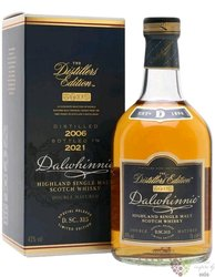 Dalwhinnie 1972 aged 29 years single malt Highland whisky 57.8% vol.   0.70 l