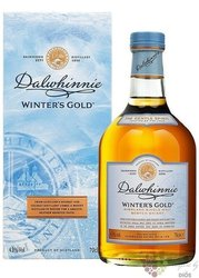 "Dalwhinnie "" Winter gold "" single malt Highland whisky 43% vol.     0.70 l"