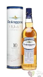 "Finlaggan "" Peated "" aged 10 years single malt Islay whisky 40% vol.   0.70 l"