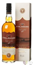 "Finlaggan "" Sherry finished "" single malt Islay whisky 46% vol.  0.70 l"