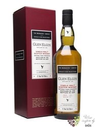 "Glen Elgin 1998 "" The Managers´ Choice "" Speyside single malt whisky 61.1% vol.0.70 l"