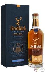 """Glenfiddich cask collection """" Vintage III."""" single malt Speyside whisky 40% vol.  0.70 l"""