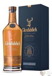 """Glenfiddich cask collection """" Vintage II."""" single malt Speyside whisky 40% vol.0.70 l"""
