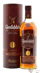 "Glenfiddich cask collection "" Reserve cask I. "" single malt Speyside whisky 40%vol.  1.00 l"