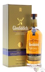 "Glenfiddich cask collection "" Vintage "" single malt Speyside whisky 40% vol.  0.70 l"