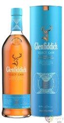 "Glenfiddich "" Cask selection  "" aged 21 years Single malt Speyside whisky 40% vol.    0.70 l"