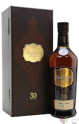 Glenfiddich aged 30 years Speyside whisky 43%vol.  0.70 l