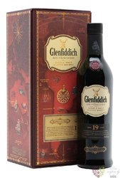 "Glenfiddich Age of Discovery "" Red wine cask "" aged 19 years Speyside whisky 40% vol.  0.70 l"