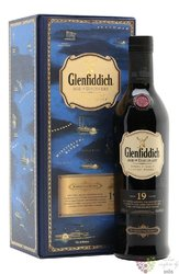"Glenfiddich Age of Discovery "" Bourbon cask "" aged 19 years Speyside whisky 40%vol.  0.70 l"