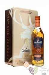 "Glenfiddich "" 125th Anniversary edition "" single malt Speyside whisky 43% vol.0.70 l"