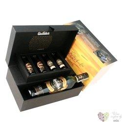 "Glenfiddich "" Gents collection "" single malt Speyside whisky 40% vol.    0.70 l"