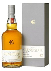 Glenkinchie 12 years old single malt Lowlands whisky 43% vol.    1.00 l