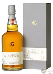 Glenkinchie 12 years old single malt Lowlands whisky 43% vol.    0.70 l