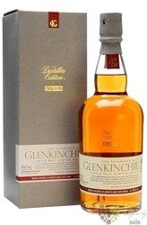 "Glenkinchie 1996 "" Distillers edition 2010 "" single malt Lowlands whisky 43% vol.  0.70 l"