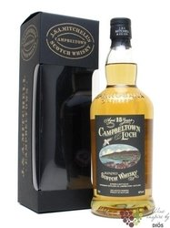 Campbeltown Loch 15 years old premium Scotch whisky by Springbank 40% vol.    0.70 l