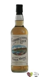 Campbeltown Loch blended Scotch whisky by Springbank 40% vol.     0.05 l