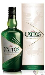 "Cattos "" Rare old Scottish "" gift box blended Scotch whisky by Inverhouse 40% vol.  0.70 l"