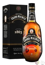 "Grand Macnish "" Black edition "" blended Scotch whisky by MacDuff 40% vol.  0.70l"