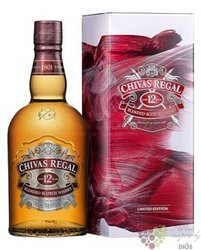 Chivas Regal 12 years old ed.2018 premium Scotch whisky 40% vol. 0.70 l