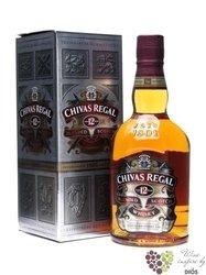 Chivas Regal 12 years old premium blended Scotch whisky 40% vol.    0.50 l