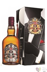 Chivas Regal 12 years old metal box ed.2013 premium Scotch whisky 40% vol.   0.70 l