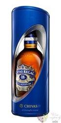 "Chivas Regal "" Pininfarina "" aged 18 years gift tube premium Scotch whisky 40% vol.  0.70 l"
