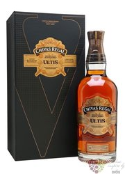 "Chivas Regal "" Ultis "" blended malt Scotch whisky 40% vol.  0.70 l"