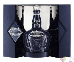 "Chivas Regal Royal Salute "" Diamond jubilee ed. 2012 "" aged 21 years Scotch whisky 40% vol.  0.70 l"