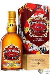 "Chivas Regal "" Extra Oloroso Sherry cask "" aged 13 years premium Scotch whisky 40% vol. 1.00 l"