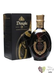 Dimple 18 years old premium blended Scotch whisky 43% vol.    0.50 l