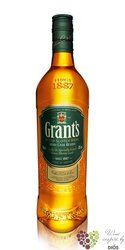 "Grant´s Cask edition "" Sherry batch no.2 "" blended Scotch whisky 40% vol.  0.70l"
