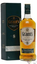 """Grants Cask edition """" Sherry cask """" aged 8 years Scotch whisky 40% vol. 1.00 l"""