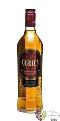 "Grant´s "" Family reserve "" finest blended Scotch whisky 40% vol.    0.35 l"