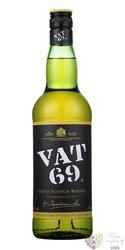 Vat 69 blended Scotch whisky 40% vol.  1.00 l