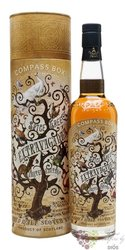 "Compass Box "" Spice tree Extravaganza "" blended Scotch whisky 46% vol.  0.70 l"