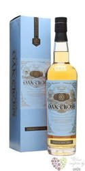 "Compass Box "" Oak Cross "" Blended malt Scotch whisky 43% vol.   0.70 l"