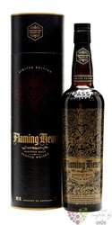 "Compass Box "" Flaming Heart 5th "" blended malt whisky 48.9% vol.   0.70 l"