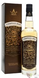 "Compass Box "" Peat Monster "" blended malt Scotch whisky 46% vol.    0.70 l"