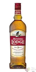 Hunting Lodge blended Scotch whisky 40% vol.   1.00 l