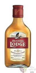 Hunting Lodge blended Scotch whisky 40% vol.   0.20 l