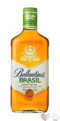 "Ballantine´s "" Brasil "" flavored blended Scotch whisky 35% vol.  0.70 l"