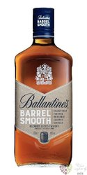 "Ballantine´s "" Barrel Smooth "" blended Scotch whisky 40% vol.  1.00 l"