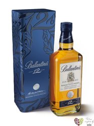 Ballantine´s 12 years old metal box ed.2012 premium Scotch whisky 40% vol.   0.70 l