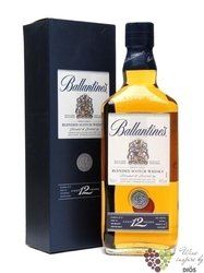 Ballantine´s 12 years old premium blended Scotch whisky 40% vol.    0.50 l