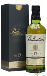 Ballantine´s 17 years old premium blended Scotch whisky 40% vol.    0.70 l