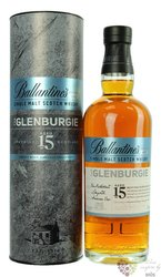 "Ballantine´s Series 001 "" Glenburgie "" aged 15 years single malt Speyside whisky 40% vol.  0.70 l"