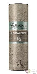 "Ballantine´s Series 003 "" Glentauchers "" aged 15 years Speyside whisky 40% vol.0.70 l"